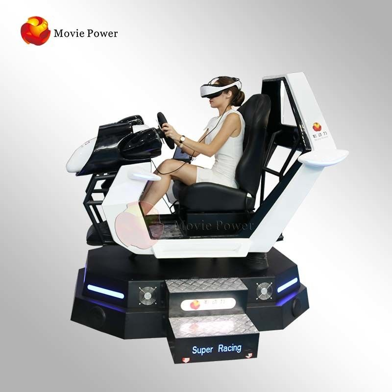 Small Business Ideas Equipment Game Center Vr Racing 9D Simulator