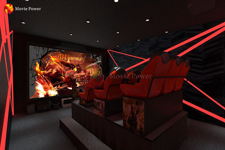 3 DOF 7d Cinema Chair